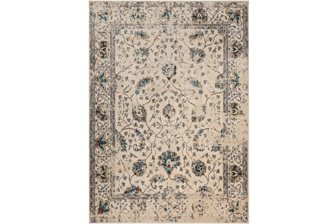 63X92 Rug-Magnolia Home Kivi Ivory/Multi By Joanna Gaines - 360