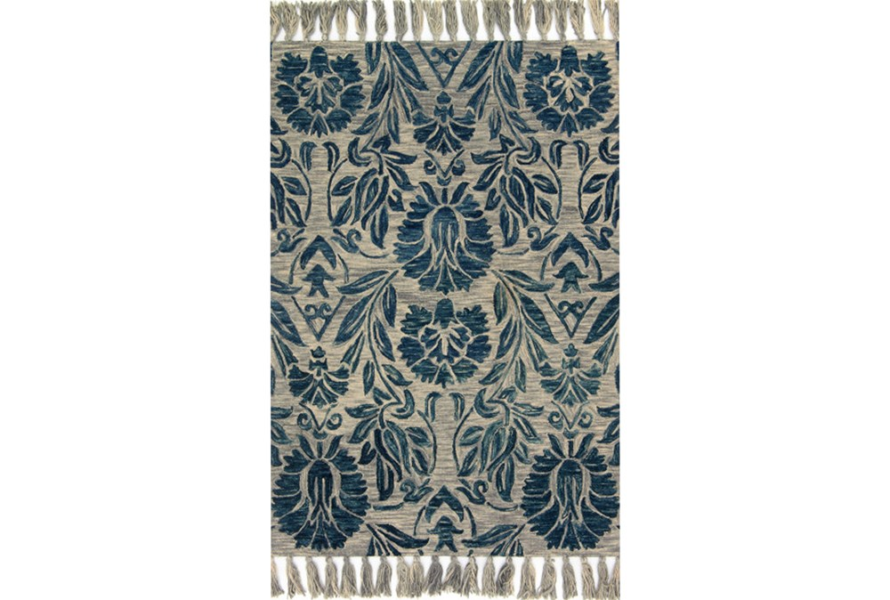 60X90 Rug-Magnolia Home Jozie Day Blue By Joanna Gaines