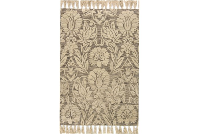 60X90 Rug-Magnolia Home Jozie Day Silver By Joanna Gaines - 360