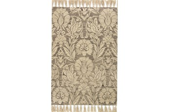 93X117 Rug-Magnolia Home Jozie Day Silver By Joanna Gaines