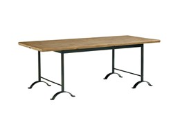 Magnolia Home Camber Metal Dining Table By Joanna Gaines