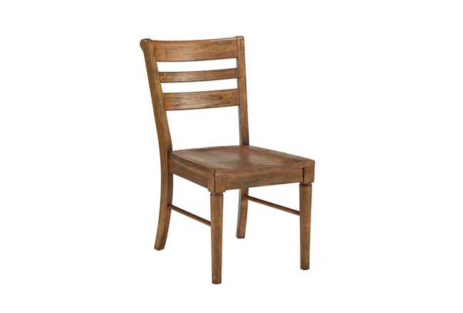 Magnolia Home Kempton Bench Side Chair By Joanna Gaines - 360