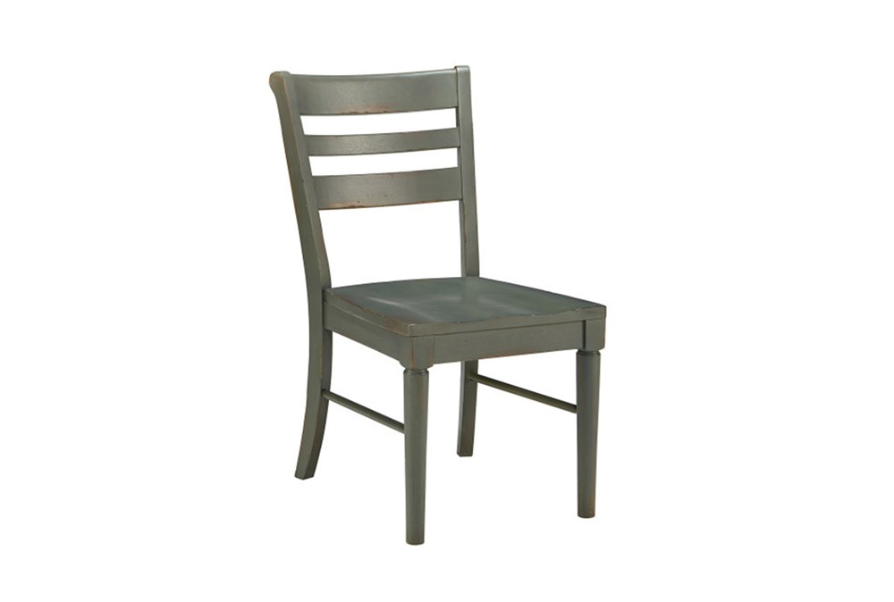 Magnolia Home Kempton Patina Side Chair By Joanna Gaines