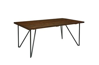 Magnolia Home Hairpin 72 Inch Dining Table By Joanna Gaines