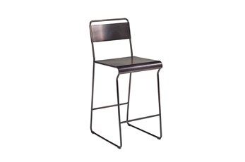 Magnolia Home Span Metal Barstool By Joanna Gaines