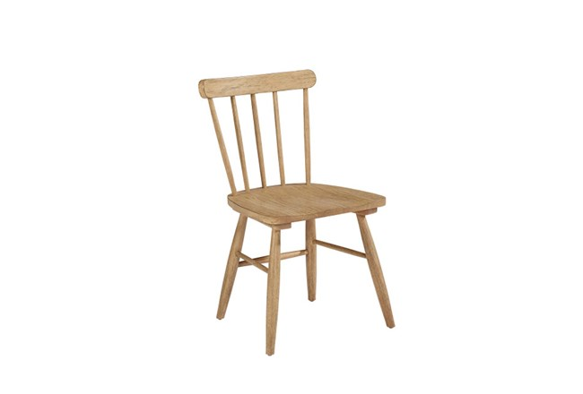 Magnolia Home Vermont Wheat Set of 2 Dining Side Chair By Joanna Gaines - 360