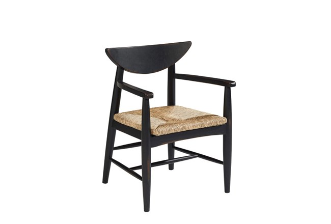 Magnolia Home Reed Arm Chair By Joanna Gaines - 360