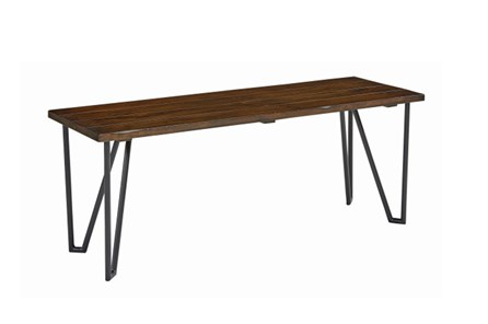 Magnolia Home Hairpin Bench By Joanna Gaines
