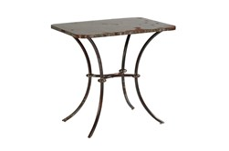 Magnolia Home Lulu Metal Side Table By Joanna Gaines