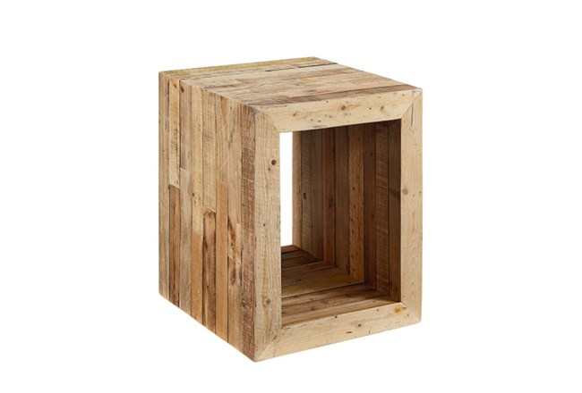 Magnolia Home Canton End Table By Joanna Gaines - 360