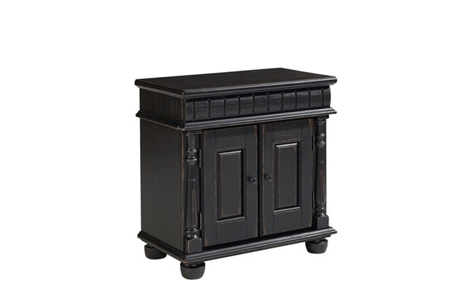 Magnolia Home Cooper Bedside Chest By Joanna Gaines - 360