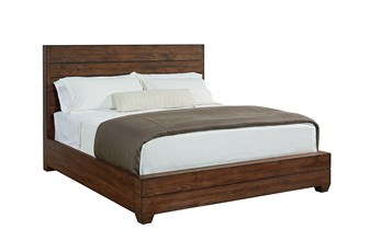 Magnolia Home Framework Queen Panel Bed By Joanna Gaines