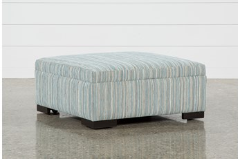 NOAH ACCENT COCKTAIL OTTOMAN