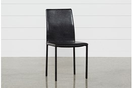 Hayden II Black Dining Side Chair