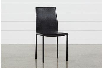 Hayden II Black Side Chair