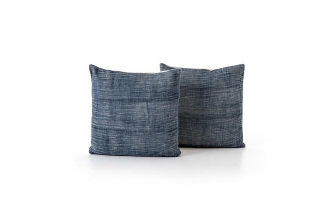 Accent Pillow-Faded Grey Haze 20X20 Set Of 2 - 360