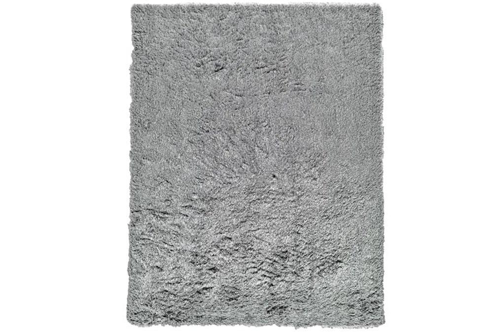 60X96 Rug-Boho Shag Grey