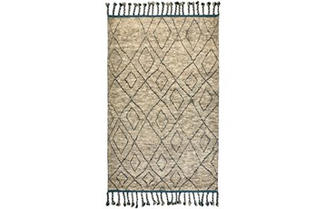 93X117 Rug-Tiller Diamonds Taupe