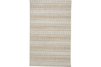 60X90 Rug-Sonoma Banded Tan