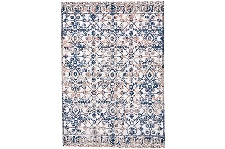 124X162 Rug-Crown Traditional Grey