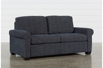 Alexis Denim Queen Sofa Sleeper