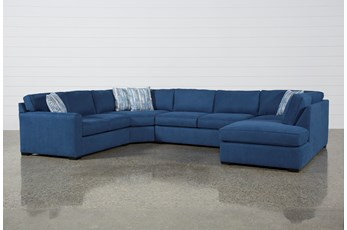Cypress Grande 4 Piece Sectional