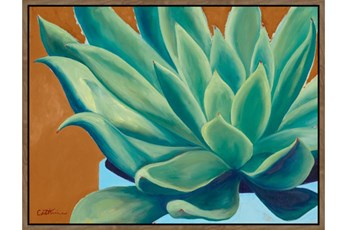 Picture-Agave Painting 32X42