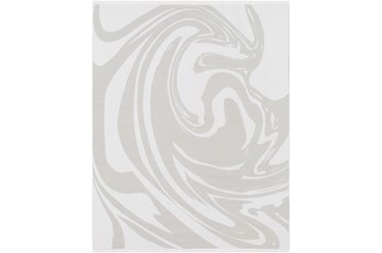 Accent Throw-Swirl Grey