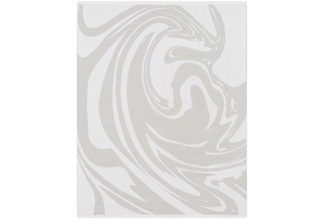 Accent Throw-Swirl Grey - 360
