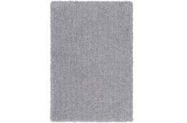 24X36 Rug-Plush Pile Light Grey