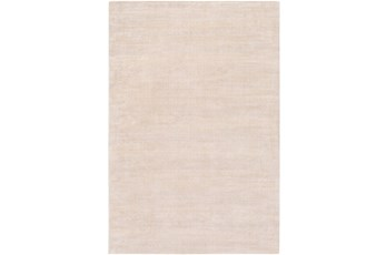 48X72 Rug-Taylor Wool Blend Beige