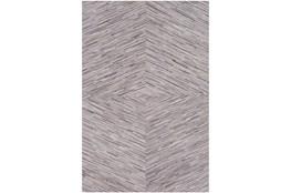 24X36 Rug-Diamond Hair On Hide Taupe