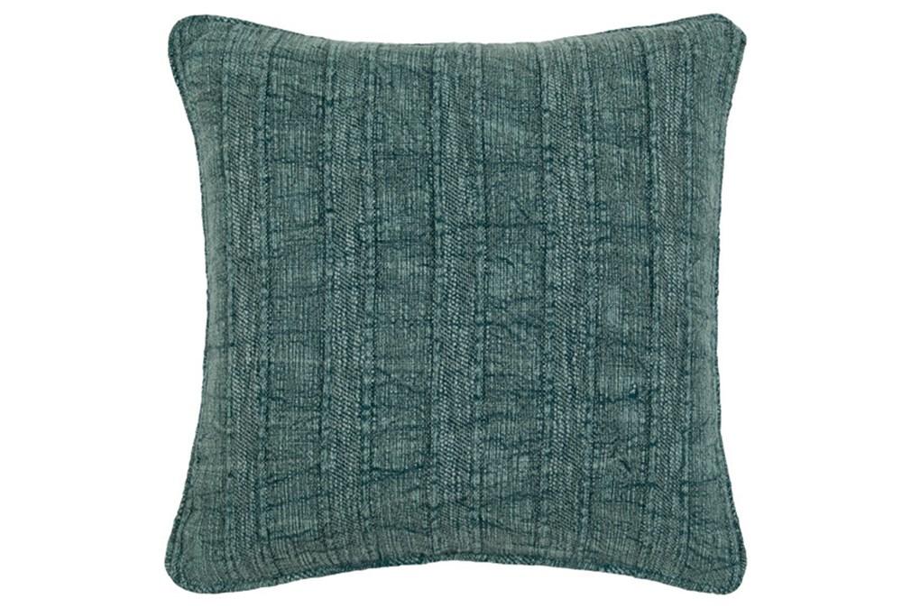 Accent Pillow-Heritage Linen Mallard Green 22X22