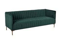 "Emerald Channel 75"" Sofa"