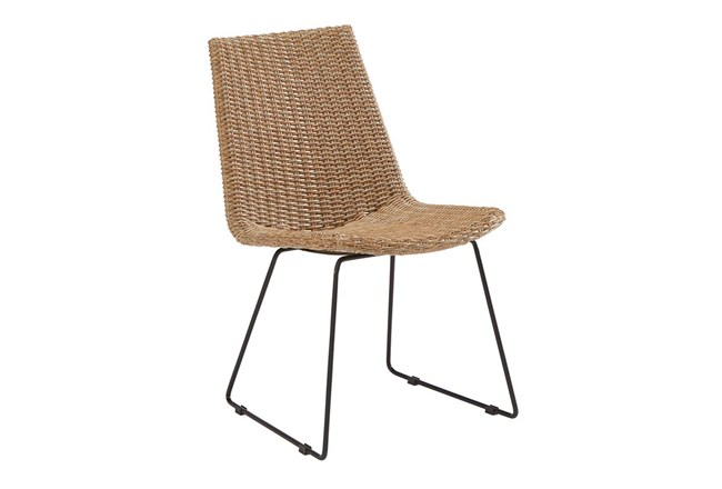 Magnolia Home Plait Dining Side Chair By Joanna Gaines - 360