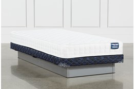 Kit-Revive Series 2 Twin Mattress With Low Profile Foundation