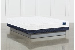 Kit-Revive Series 2 Full Mattress With Low Profile Foundation