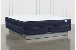Kit-Revive Series 4 Cal King  Mattress With Foundation