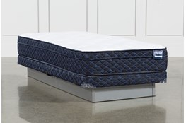 Kit-Revive Series 5 Twin Extra Long Mattress With Low Profile Foundation