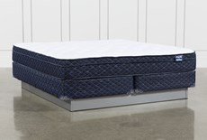 Kit-Revive Series 5 Cal King Mattress With Foundation