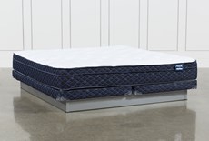 Kit-Revive Series 5 Cal King Mattress With Low Profile Foundation
