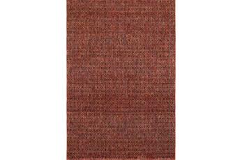120X158 Rug-Maralina Pattern Persimmon