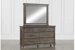 Jaxon Grey Dresser/Mirror