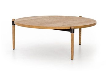 Smoked Oak Coffee Table