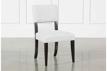 Macie Black Dining Side Chair