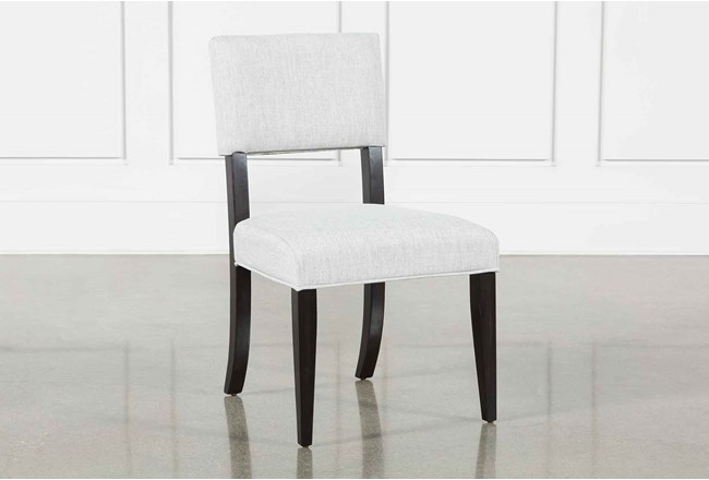 Macie Black Dining Side Chair - 360