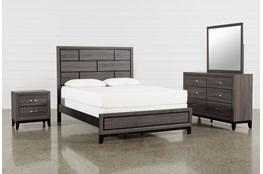 Finley Queen 4 Piece Bedroom Set