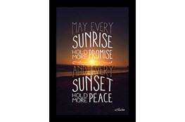 Picture-Sunrise 26X22