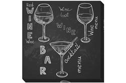 Picture-Wine List 24X24