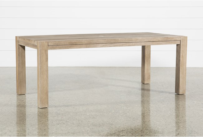 Malaga Outdoor Dining Table - 360